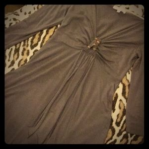 Vertigo long & classy half sleeve shirt